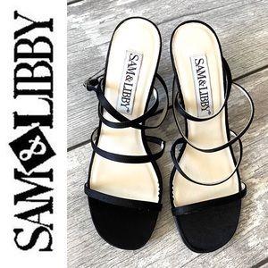 NWOB: Sam & Libby Open Toe Strappy Sandal